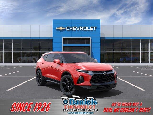 2021 Chevrolet Blazer RS FWD