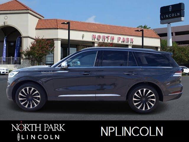 2020 Lincoln Aviator Black Label Grand Touring AWD