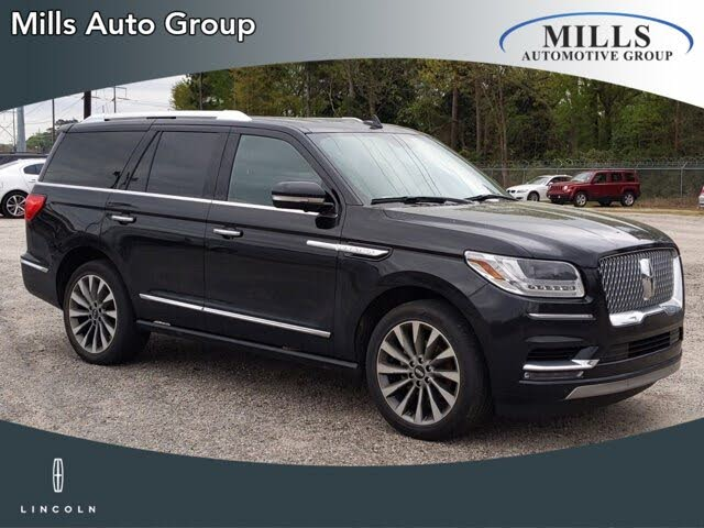 2018 Lincoln Navigator Select 4WD