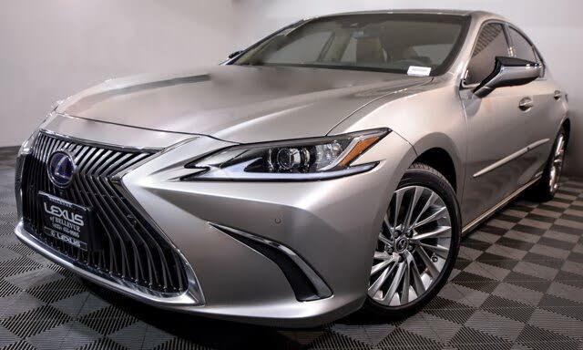 2020 Lexus ES Hybrid 300h Luxury FWD