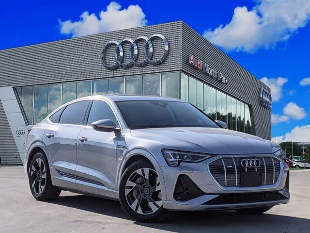 2021 Audi e-tron Premium quattro Sportback AWD