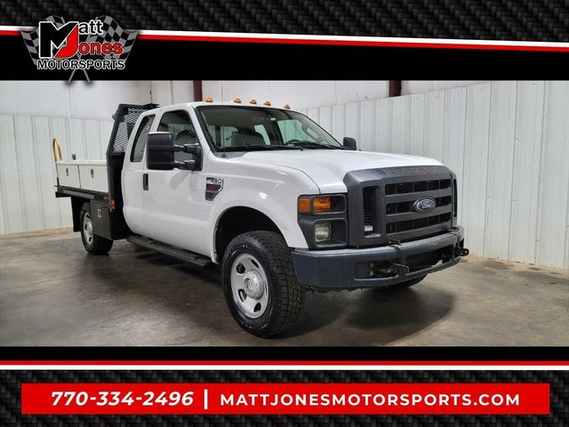 2009 Ford F-350 Super Duty Chassis XL SuperCab 4WD