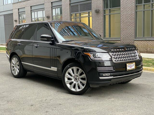 2014 Land Rover Range Rover Autobiography LWB 4WD
