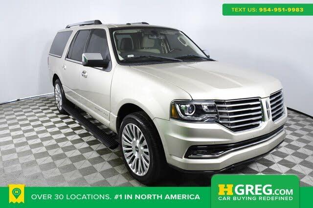 2017 Lincoln Navigator L Reserve RWD