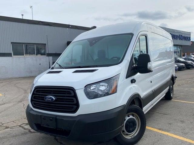 2016 Ford Transit Cargo 250 3dr LWB Medium Roof with Sliding Passenger Side Door