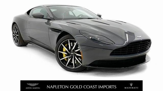 2018 Aston Martin DB11 V12 Coupe RWD