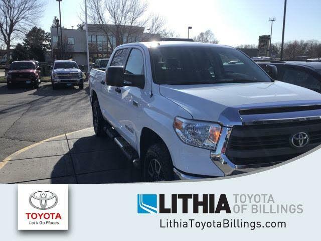 2015 Toyota Tundra SR5 CrewMax 5.7L 4WD