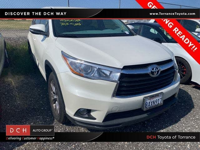 2015 Toyota Highlander LE Plus AWD