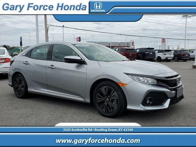 2019 Honda Civic Hatchback EX-L FWD with Navigation