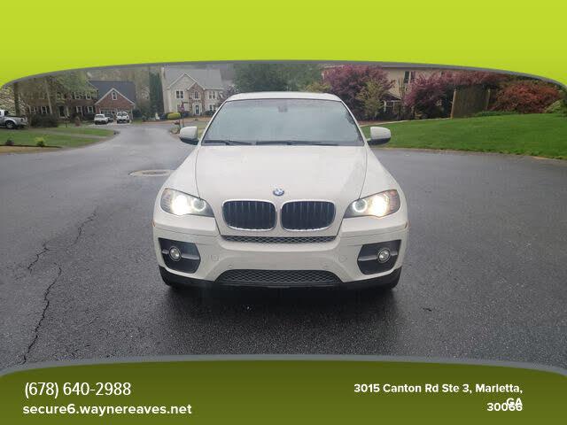 2011 BMW X6 xDrive35i AWD