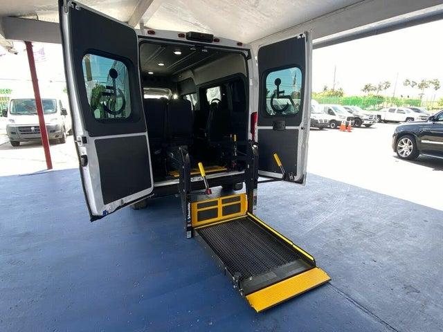 2019 RAM ProMaster 2500 159 High Roof Cargo Van FWD with Window