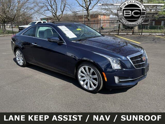 2019 Cadillac ATS Coupe 2.0T Luxury AWD