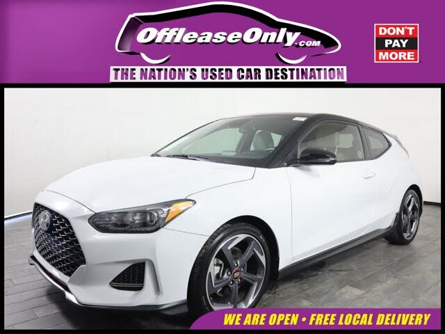 2019 Hyundai Veloster Turbo Ultimate FWD