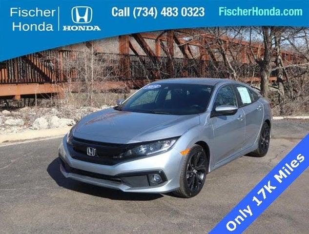 2019 Honda Civic Sport FWD