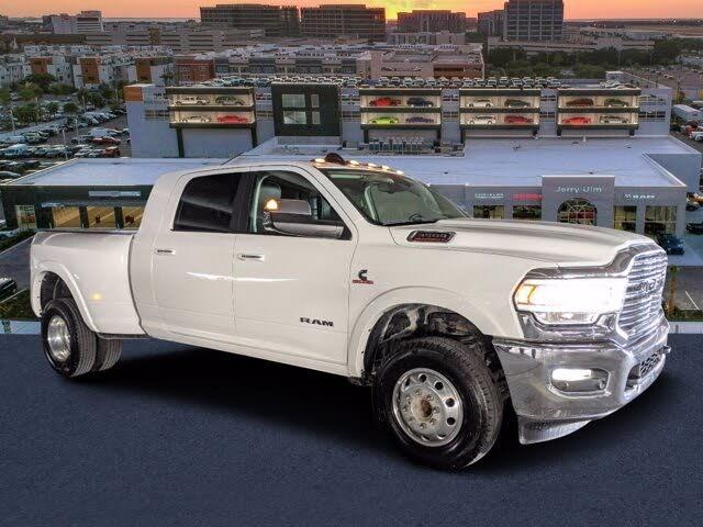 2020 RAM 3500 Laramie Mega Cab DRW 4WD
