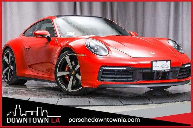 2021 Porsche 911 Carrera S Coupe RWD