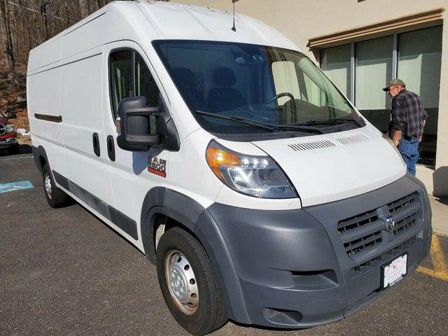2016 RAM ProMaster 2500 159 High Roof Cargo Van