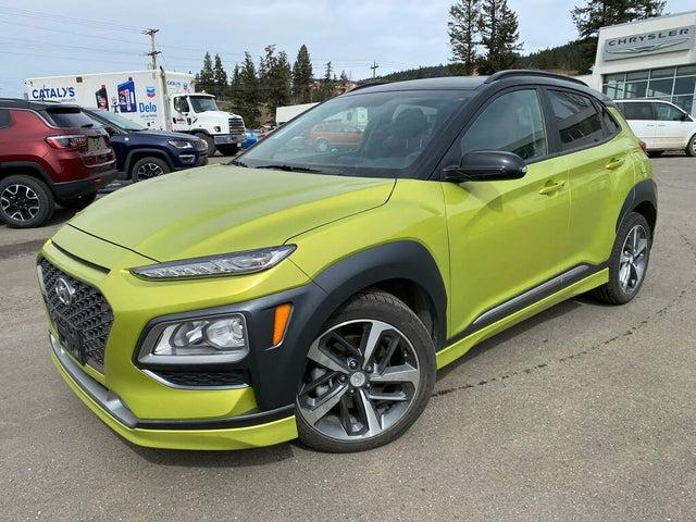 2020 Hyundai Kona Trend AWD