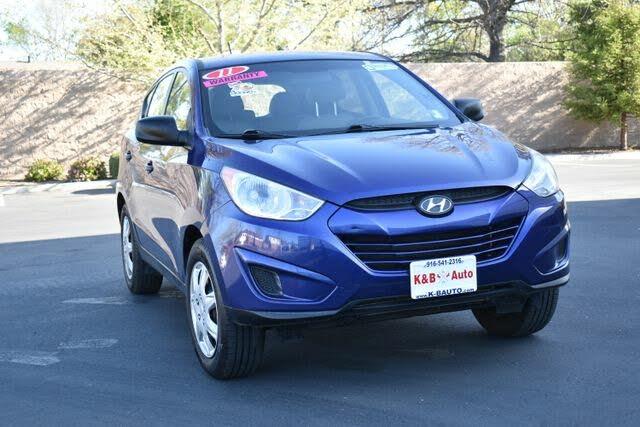 2011 Hyundai Tucson GL FWD