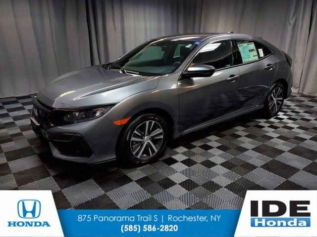 2021 Honda Civic Hatchback LX FWD