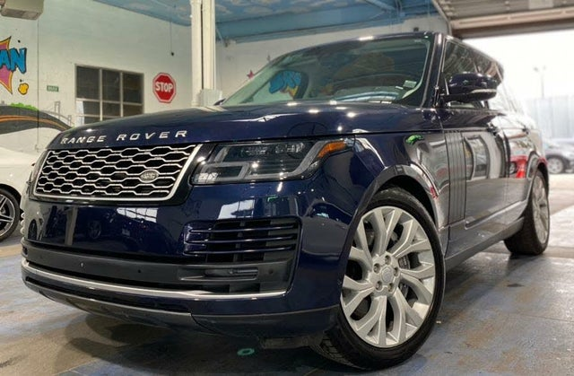 2018 Land Rover Range Rover V8 Supercharged 4WD