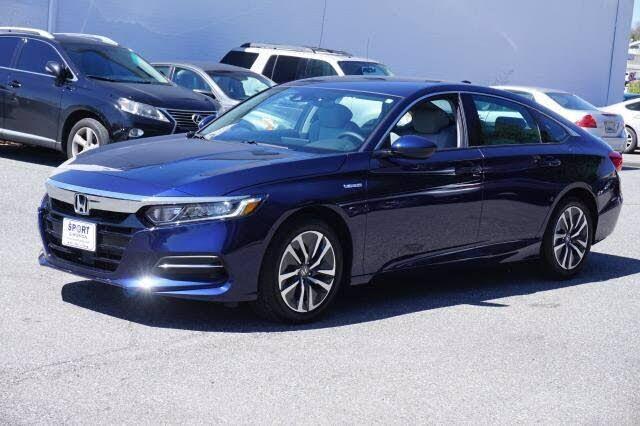 2020 Honda Accord Hybrid FWD