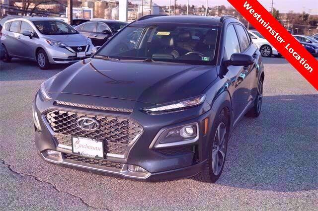 2018 Hyundai Kona Limited FWD