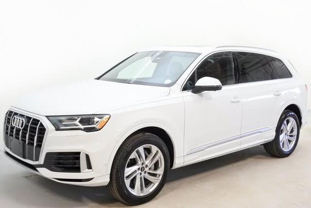 2021 Audi Q7 3.0T quattro Premium AWD