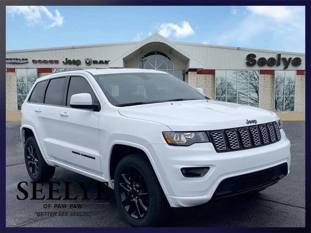2020 Jeep Grand Cherokee Altitude 4WD