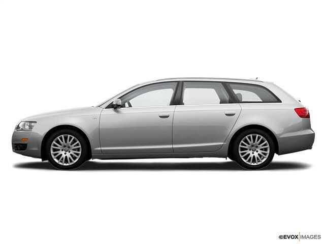 2006 Audi A6 3.2 quattro Avant Wagon AWD