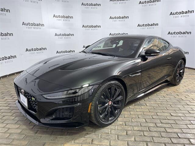 2021 Jaguar F-TYPE R Coupe AWD