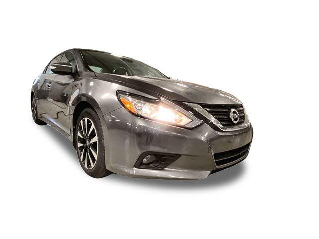 2017 Nissan Altima 2017.5 2.5 SV