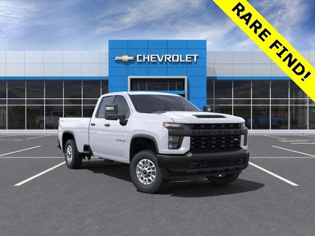 2021 Chevrolet Silverado 2500HD Work Truck Double Cab 4WD