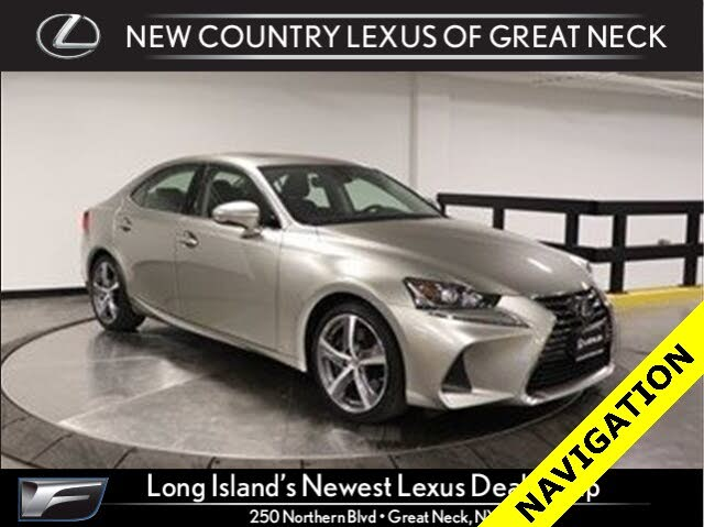 2018 Lexus IS 300 Sedan AWD