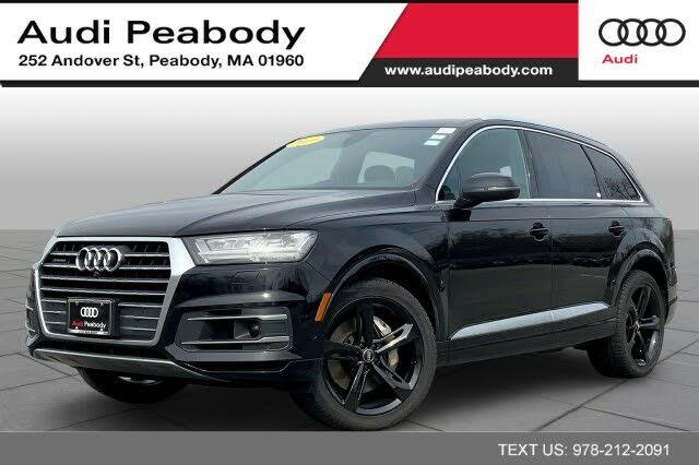 2019 Audi Q7 3.0T quattro Prestige AWD