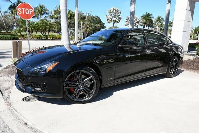 2021 Maserati Quattroporte S GranSport RWD