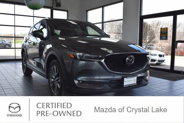2019 Mazda CX-5 Signature Diesel AWD
