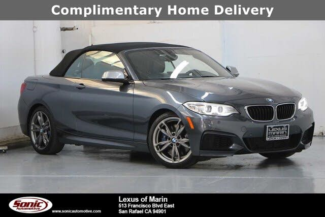2016 BMW 2 Series M235i Convertible RWD