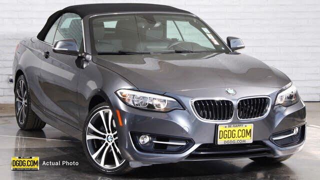 2016 BMW 2 Series 228i Convertible RWD