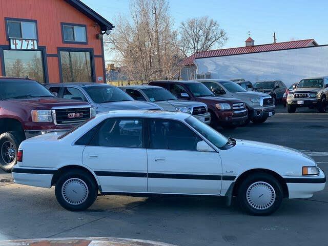 1991 Mazda 626 LX