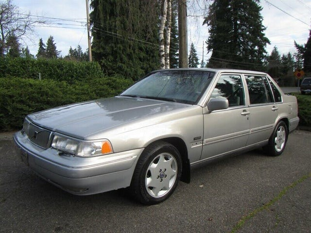 1995 Volvo 960 Sedan