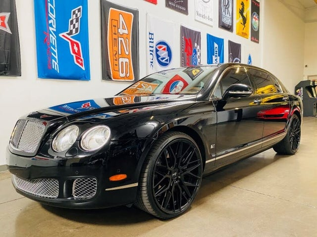 2012 Bentley Continental Flying Spur W12 AWD