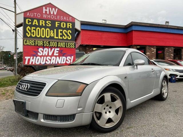 2001 Audi TT 1.8T 225hp quattro Coupe AWD