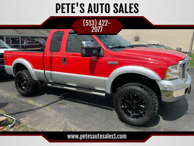 2005 Ford F-250 Super Duty XLT Extended Cab 4WD