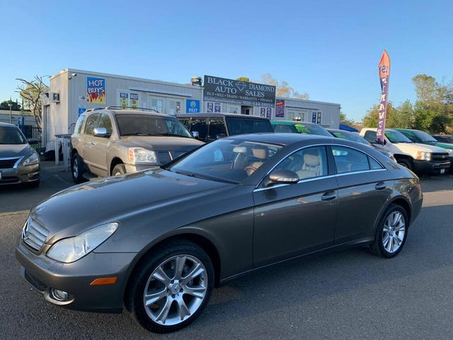 2006 Mercedes-Benz CLS-Class CLS 500 4dr Sedan