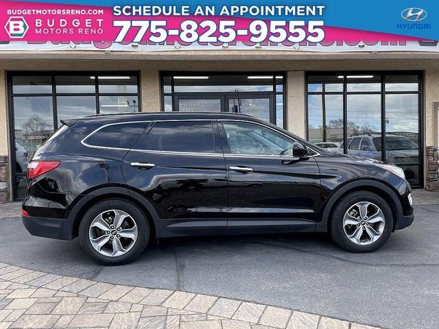 2016 Hyundai Santa Fe SE AWD
