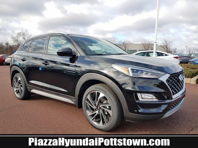 2021 Hyundai Tucson Sport AWD