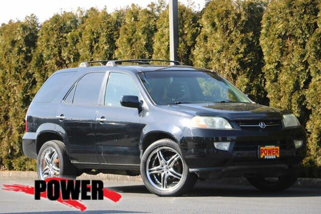 2002 Acura MDX AWD with Touring Package