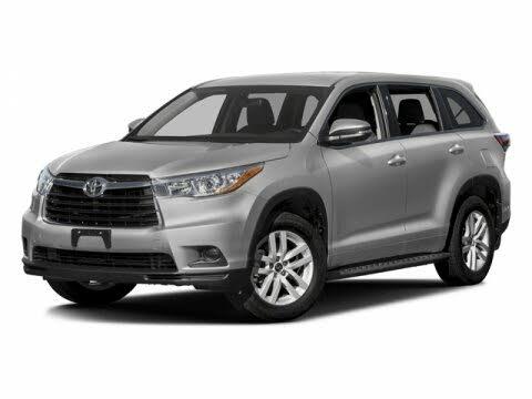 2016 Toyota Highlander LE I4