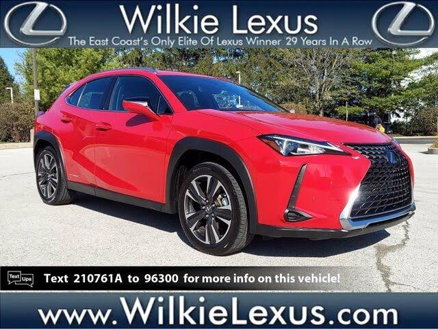 2019 Lexus UX Hybrid 250h AWD